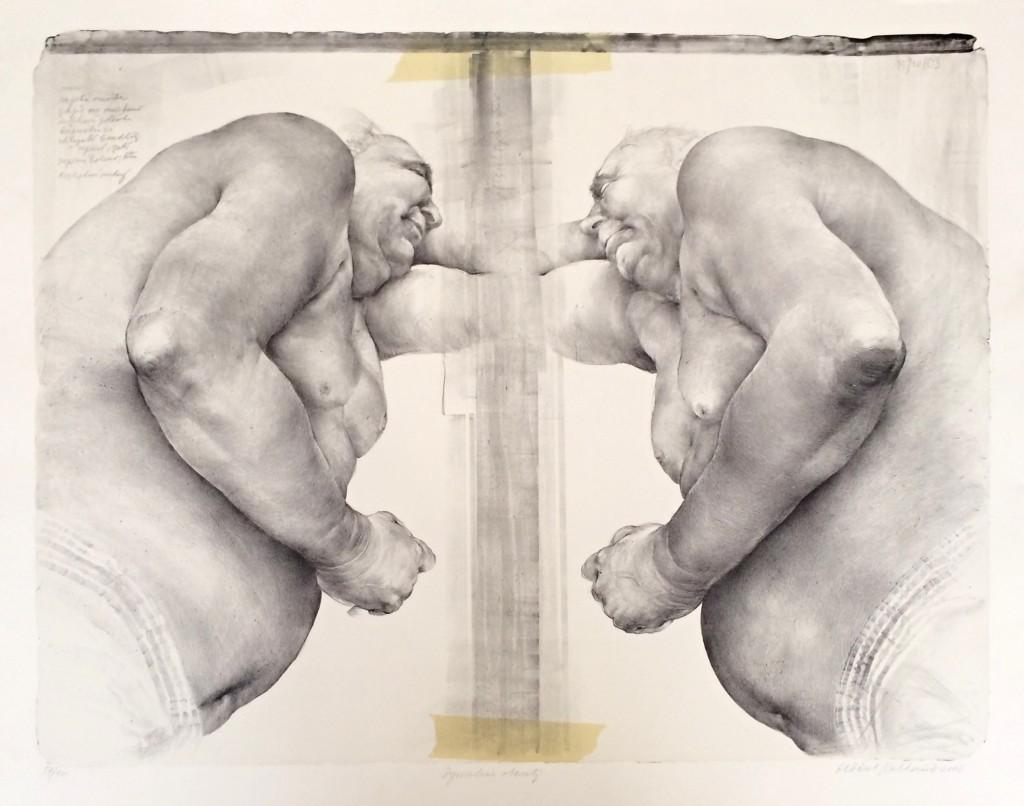 Kulhánek Oldřich (1940 - 2013) : Symetrie obezity