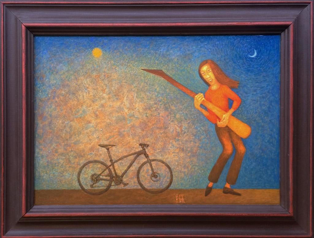 Stukbauer Luděk (1954) : Bicicleta