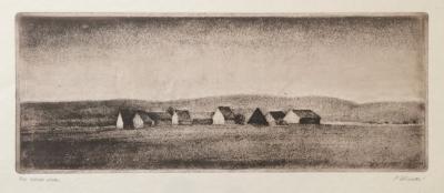 Jiřincová Ludmila (1912 - 1994) : Vesnice