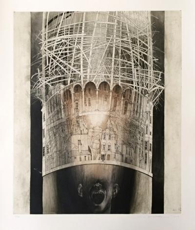 Hašková Eva (1946) : Babylonská věž