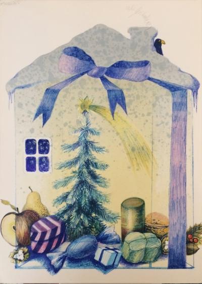 Lesařová - Roubíčková Michaela (1949) : Vánoce