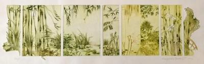 Lesařová - Roubíčková Michaela (1949) : Soutisk Giverny
