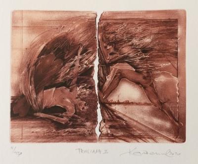 Demel Karel 1942 : Trhlina I.
