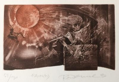 Demel Karel (1942) : Faun