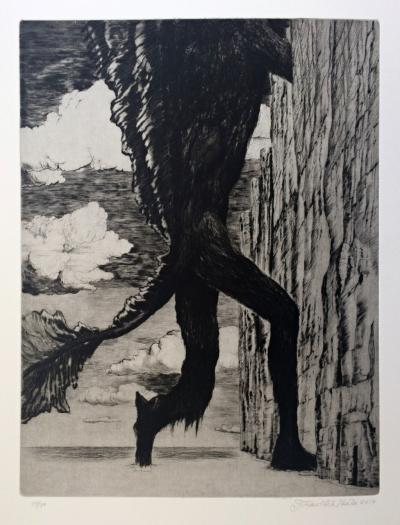 Skála František (1956) : Černý drak