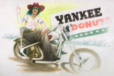 Jelínek Oldřich (1930) : Yankee Donuts