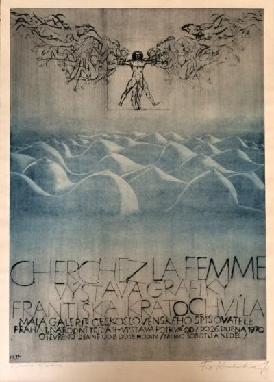 Kratochvíl František (1934) : Cherchez la Femme