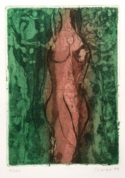 Istler Josef (1919 - 2000) : Torzo ženy