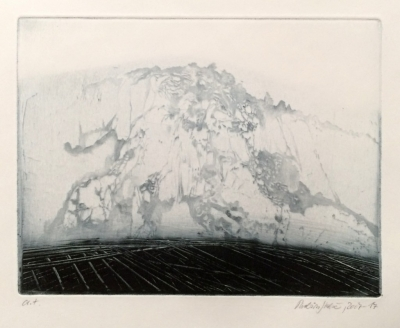 Kaloč Robin (1982) : Krajina v Provance II.