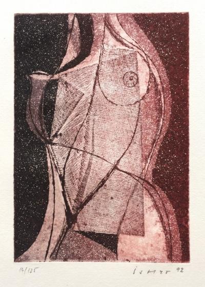Istler Josef (1919 - 2000) : Torso ženy