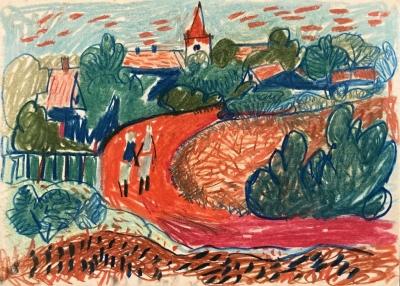 Šlitr Jiří (1924 - 1969) : Vesnice