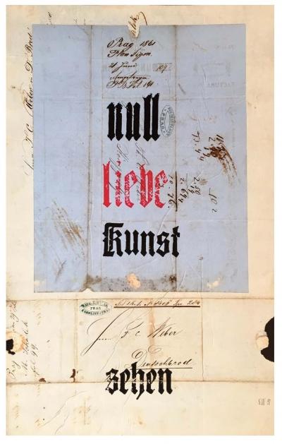 Trinkewitz Karel (1931 - 2014) : Null, Liebe, Kunst, Sehen
